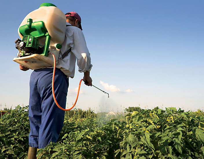 Fertilizer, Pesticides & Injectors